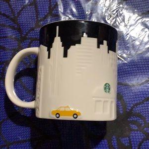 NYC YELLOW CAB MUG